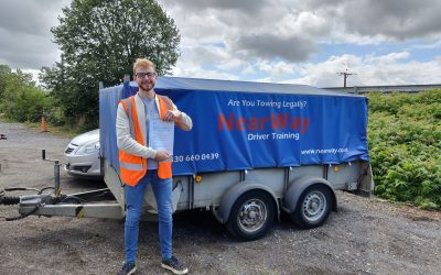 Ben Young Trailer Test Pass Oxfordshire