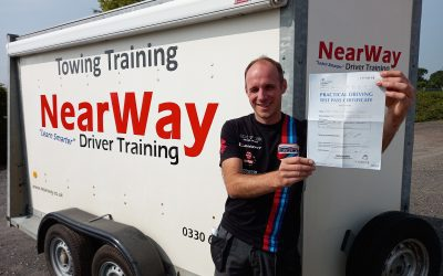 Craig Polden Towing Test Pass Oxfordshire