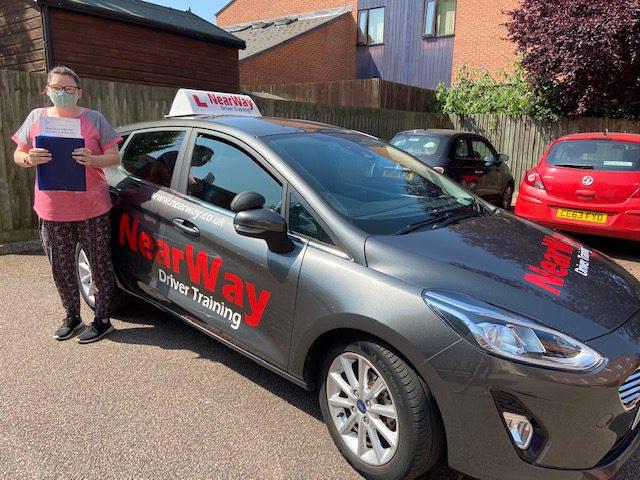 Jodie Welham Driving Test Pass Banbury