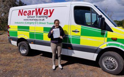 Louise Porter C1 Test Pass Oxfordshire