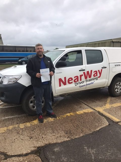 Ricky Nais Towing Test Pass Oxfordshire